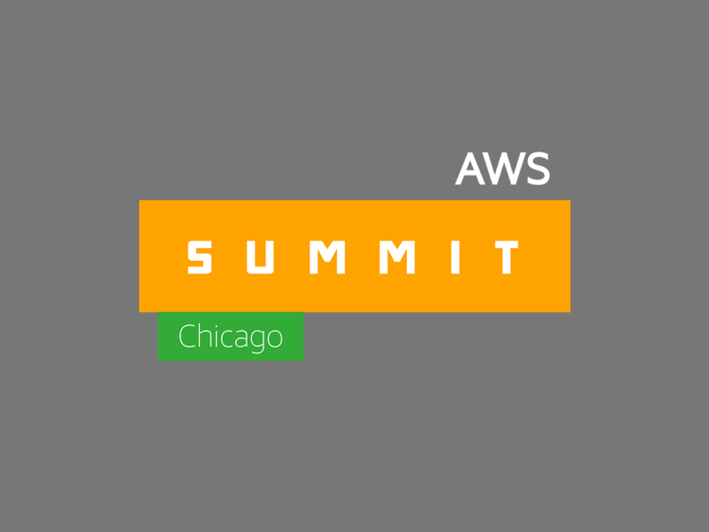 Amazon Web Services Summit, Chicago 2017