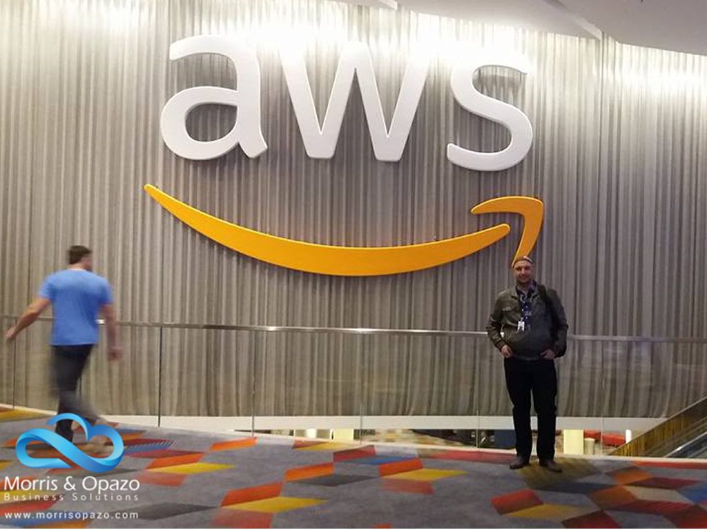 Morris & Opazo reinvents itself in AWS re:Invent