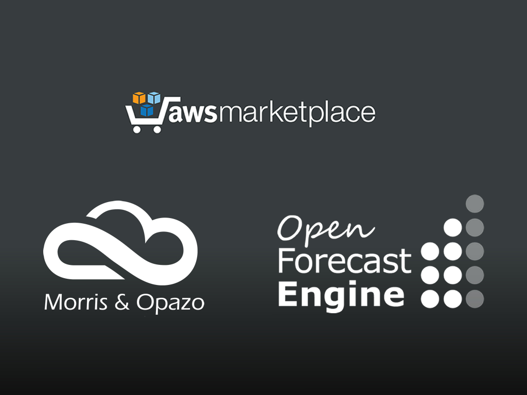 Morris & Opazo releases in the AWS Marketplace a Machine Learning based Forecast solution