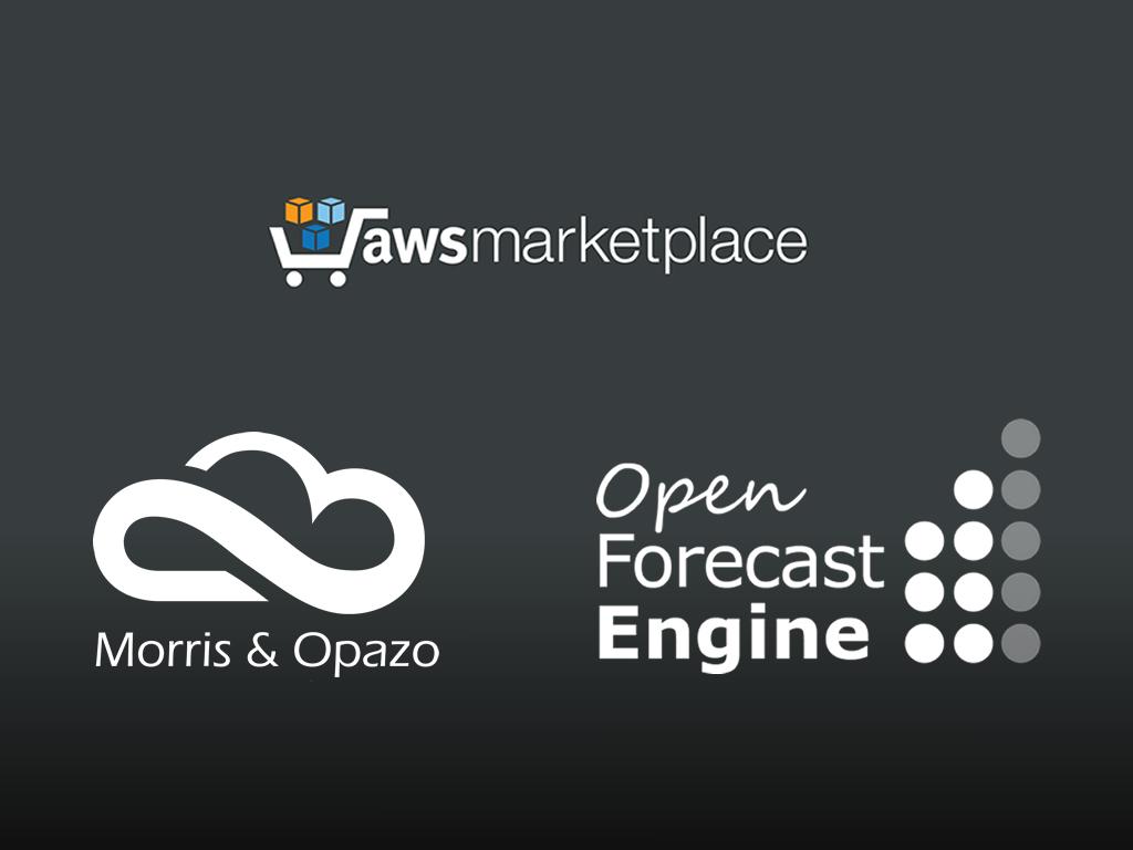 Morris & Opazo lanza solución de Forescast en el Marketplace de AWS usando tecnología de Machine Learning