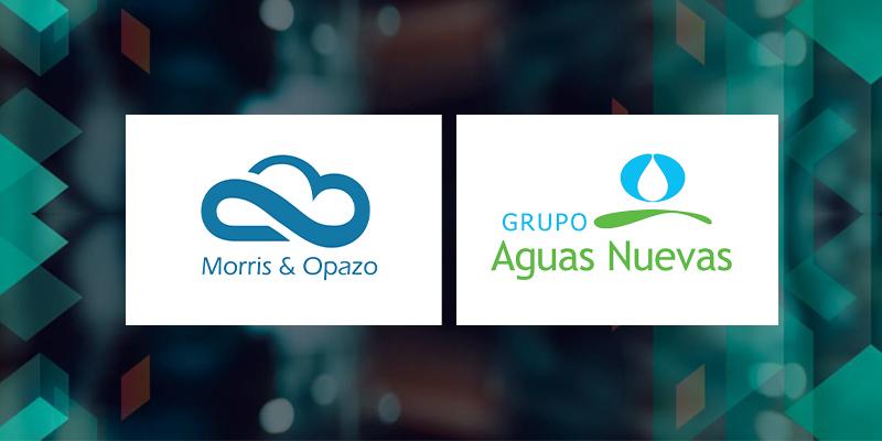 Morris & Opazo ayuda a Aguas Nuevas a innovar la TI en AWS para modernizar los servicios de agua para 400.000 clientes en Chile_
