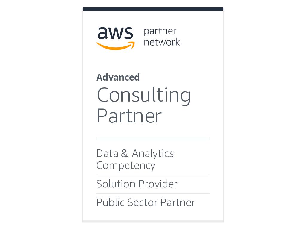Morris & Opazo celebrates admission to the AWS Public Sector Partner Program